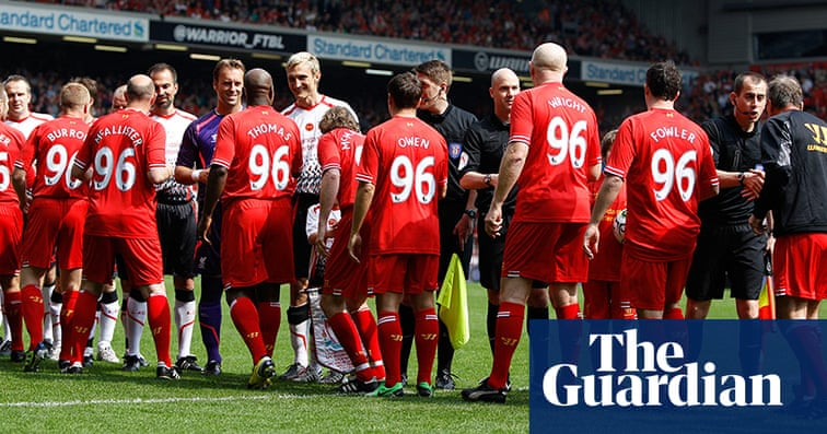 Liverpool Legends V Liverpool International Legends In Pictures Football The Guardian