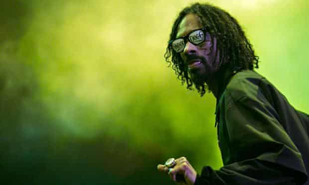 Snoop Dogg performing in Hungary in 2012