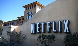 The Netflix headquarters in Los Gatos, California.