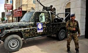 Al-Qaida militants in Yemeni court