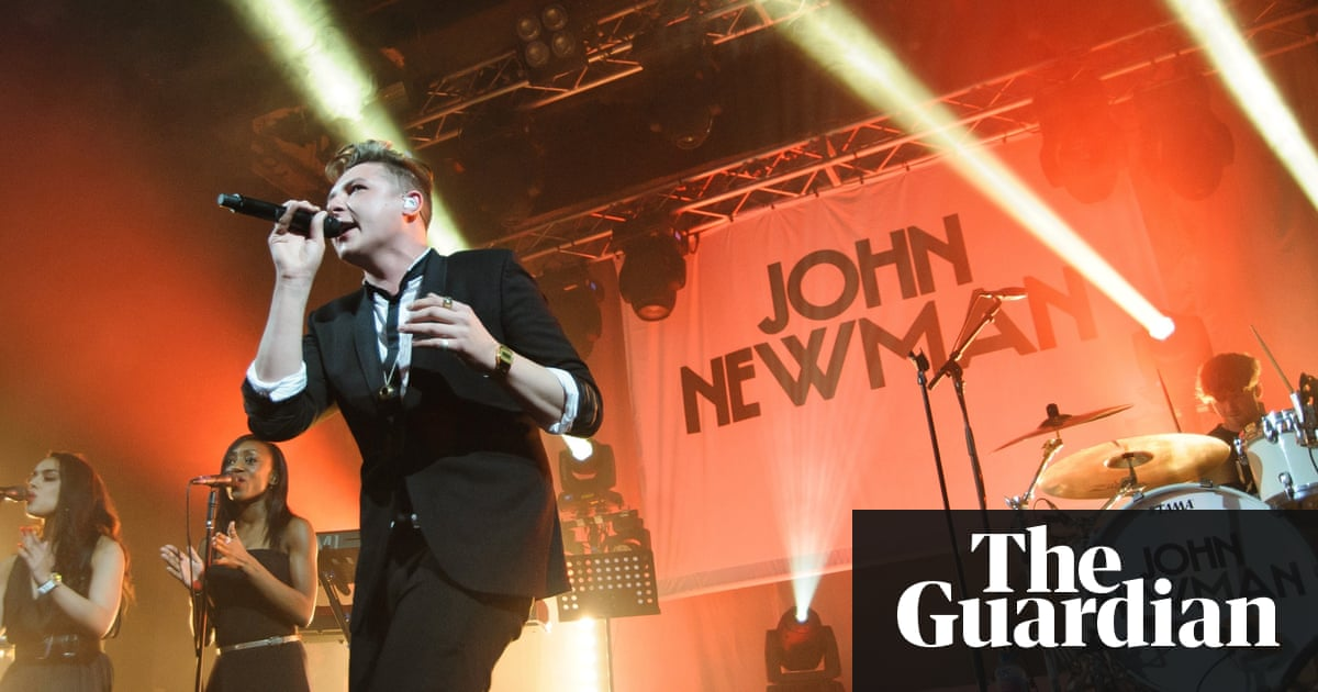 John Newman live at Shepherd's Bush Empire – stream | Music | The ...