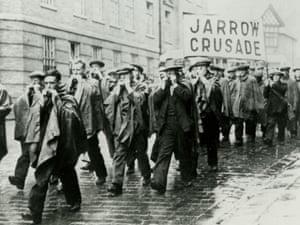 Jarrow march 1936