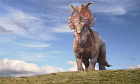 Dinosaur from the film Walking with Dinosaurs