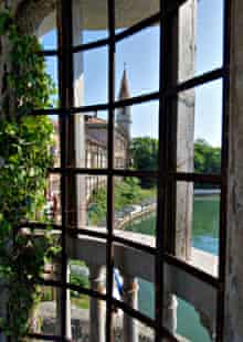 The San Vitale belfry, Poveglia