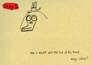 Mr Big How to draw: 5 Mr Big