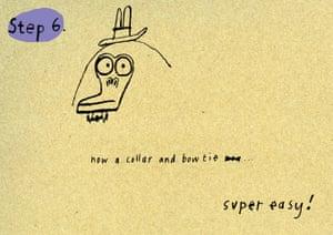 Mr Big How to draw: 6 Mr Big