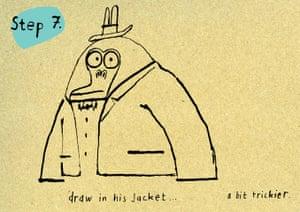 Mr Big How to draw: 7 Mr Big