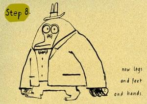 Mr Big How to draw: 8 Mr Big