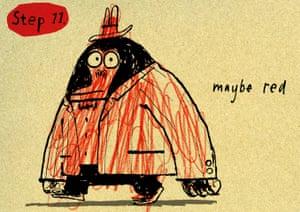 Mr Big How to draw: 11 Mr Big