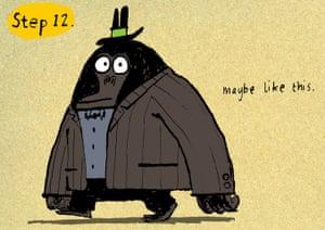 Mr Big How to draw: 12 Mr Big