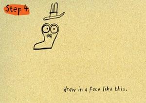 Mr Big How to draw: 4 Mr Big