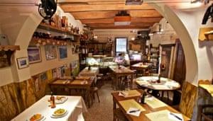 Bar dell'Orso. Monteriggioni