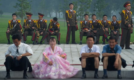North Korea fashion police