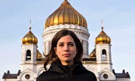 Nadezhda Tolokonnikova of Pussy Riot