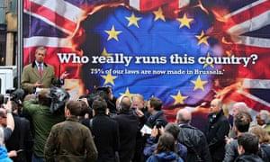 Nigel Farage launches Ukip campaign