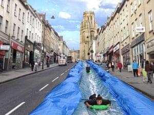 Bristol Park and Slide