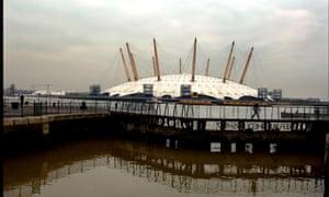 O2 arena in London