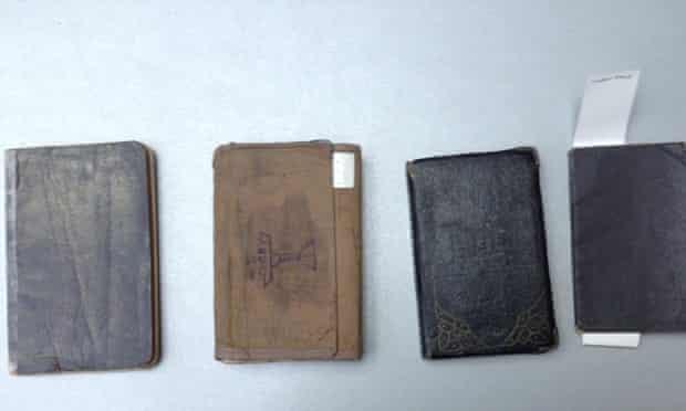 Anzac diaries