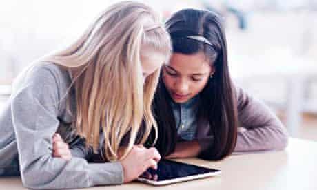 girls tablet