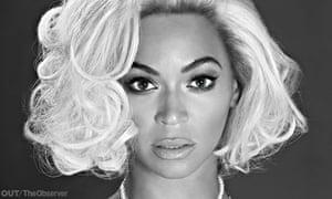 Beyoncé pays homage to Marilyn Monroe