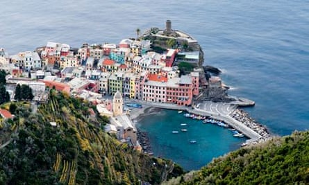 Vernazza, Cinque Terre Liguria Italy