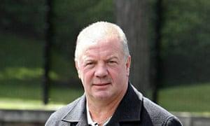 Anti-paramilitary campaigner Raymond McCord