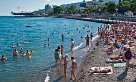 Nude Beaches In Russia