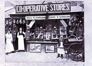 Co-operative store