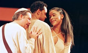 Sophie Okonedo in Troilus and Cressida in 1999