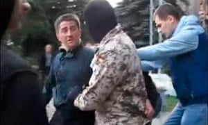 Gorlovka councillor's murder is latest kidnapping Kiev blames on Russia