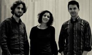 Tori Freestone Trio