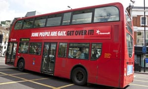 Stonewall bus campaign