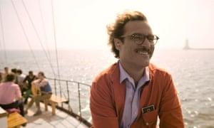 "Joaquin Pheonix in the 2013 film ""Her""."