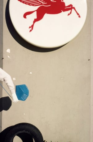 Guy Bourdin's archive, December 1978 (unpublished).