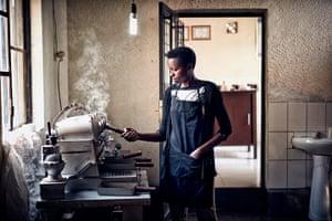 PInk Lady: coffee in rwanda