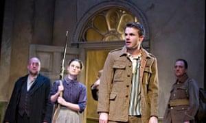 Ronan Raferty as Harry Heegan in The Silver Tassie