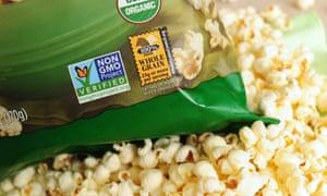 Vermont labels GM food