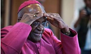Archbishop Desmond Tutu not vote ANC