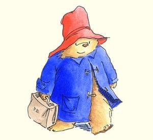 10 best: Paddington Bear