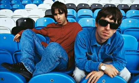 Gallaghers At Maine Road