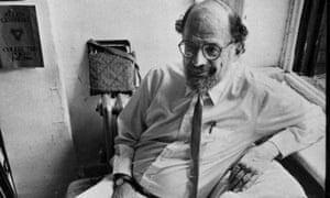 allen ginsberg postcard condemns red lands of eastern europe