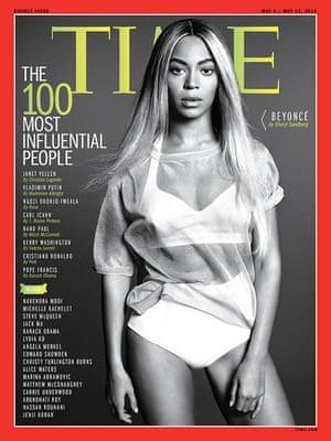 Beyonce Time
