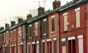 Empty homes in Manchester
