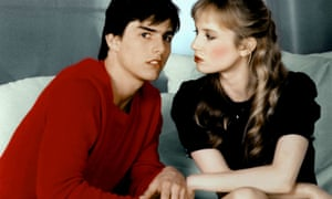 risky business Tom Cruise and Rebecca de Mornay