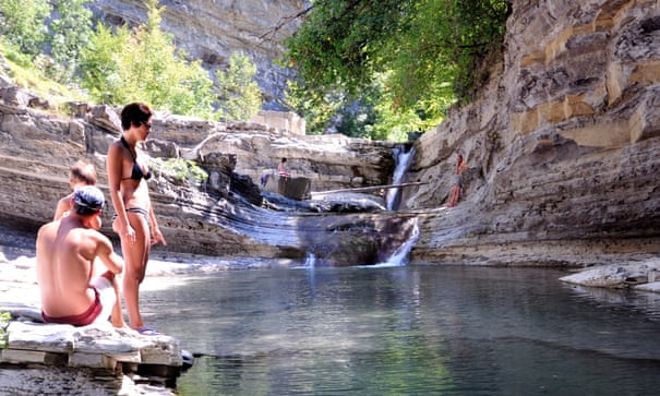 Top 10 wild swimming locations in Italy   Travel   The Guardian