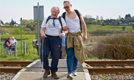 Walking with the visually impaired - a London experience