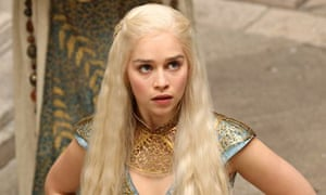 There were 146 American baby girls named after Khaleesi, a character in Game of Thrones, in 2012.