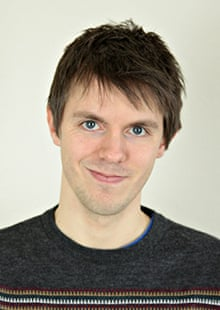 Writer Alistair McDowall