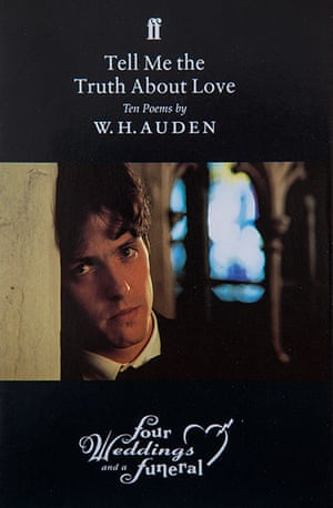 Four Weddings WH Auden Book