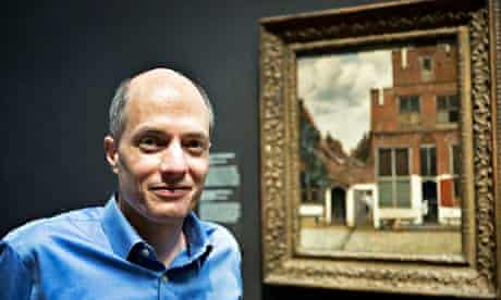 Alain de Botton at the Rijksmuseum, Amsterdam